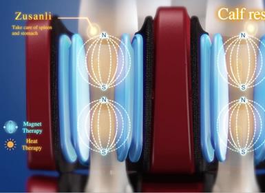 foot airbag massage Komoder KM500L