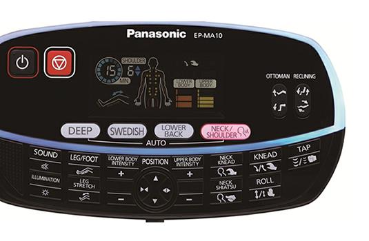 Chủ tịch Panasonic EP MA10 Massage