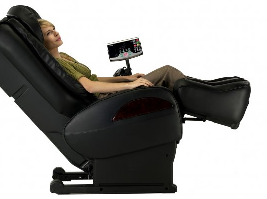 Sanyo HEC DR7700K Reflex Therapy Massage Chair