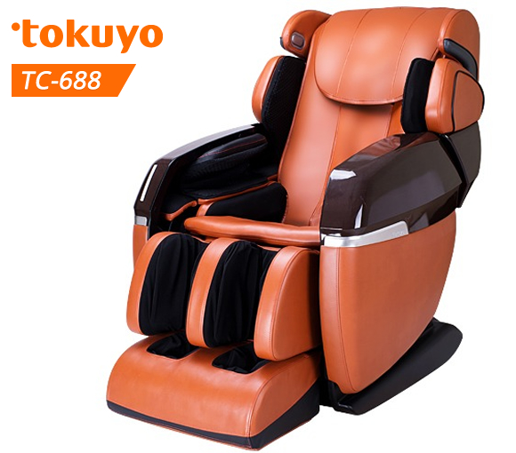 Massage chair Zero Gravity Tokuyo TC-688