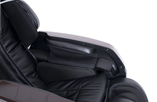 Airbag arm massage. Resistant materials.