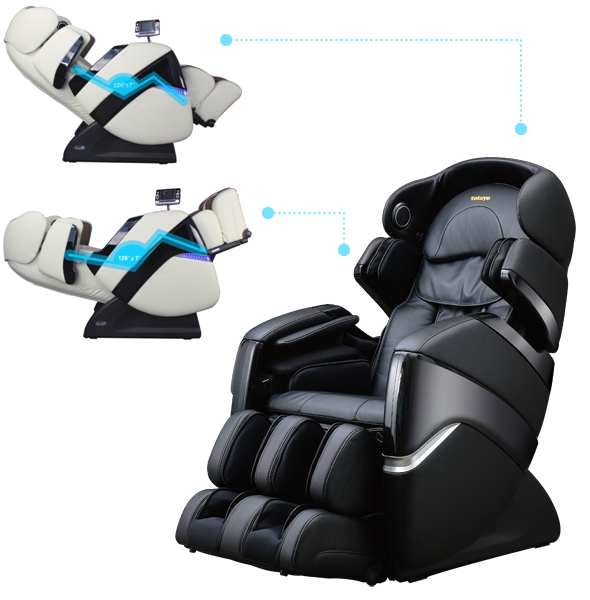 Massage chair Tokuyo TC-710 Oxygen
