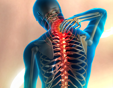 heating, lower back area, spine, theraphy