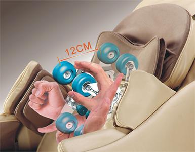 3D Massage iRest A33