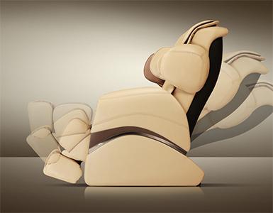 Return to Vertical Position iRest A55-1 massage chair