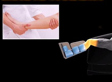 Lower leg massage