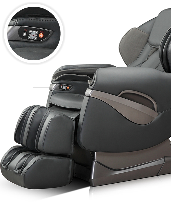 Komoder KM360SL Robostic Zero Gravity Massage Chair Komoder
