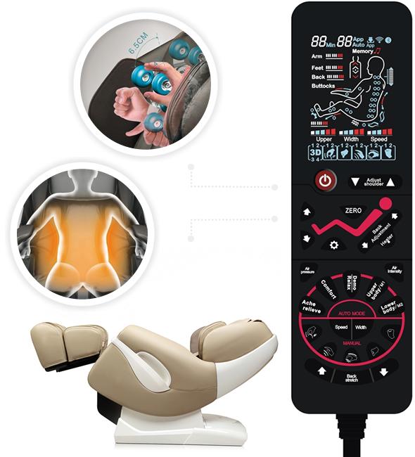 Massage Chair Komoder KM360SL