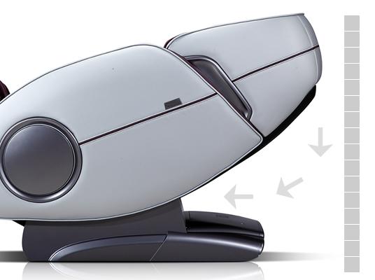 Zero Space Komoder KM400L