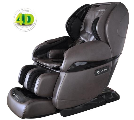 4D Massage Chair Komoder Luxury KM9000 by Komoder