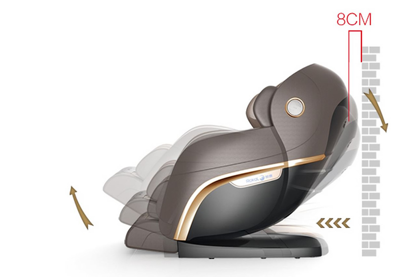 Komoder RK8900 L Shape 4D Imperial Massage Chair Komoder