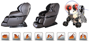 Komoder 4D Luxury Massage Chair