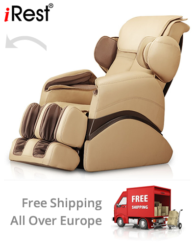 Irest a55 1 therapeutic massage chair komoder for Therapeutic massage chair reviews